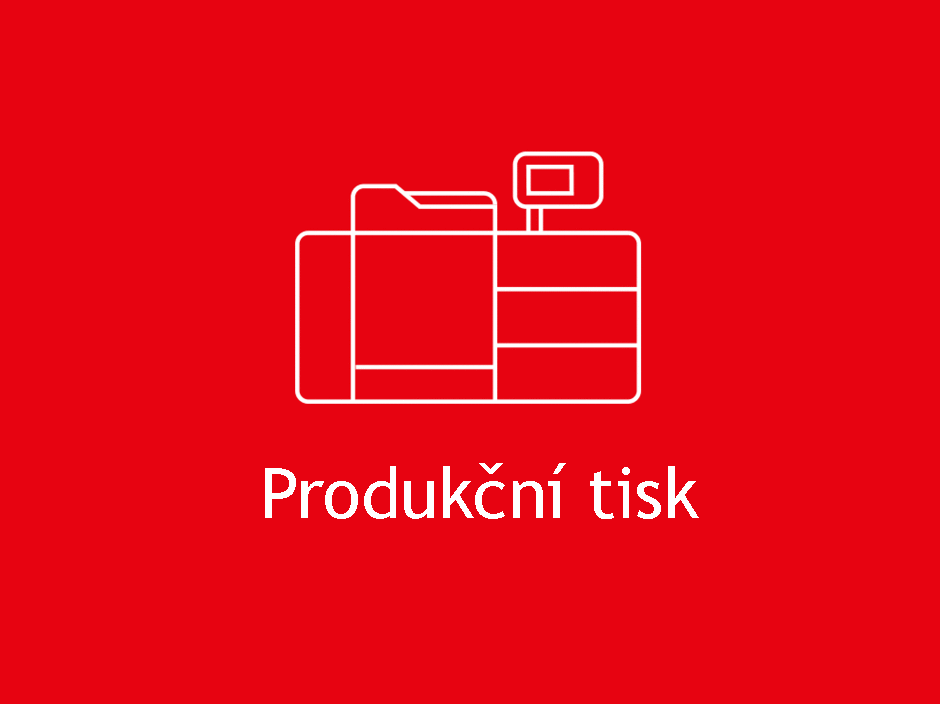 uniflow, produkční tisk