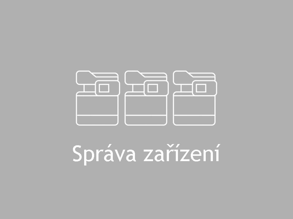 uniflow, správa zařízení, jedna platforma, správa tisku